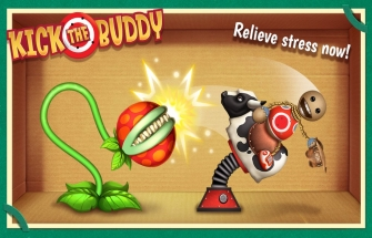 Игра Kick the Buddy на Андроид