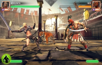 Gods of Rome на Android