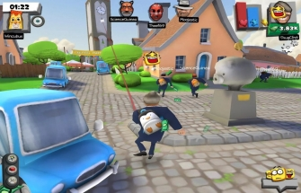 Игра Snipers vs Thieves для Android