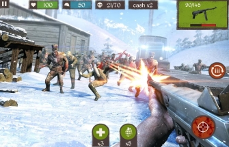 Zombie Call: Trigger Shooter на Андроид