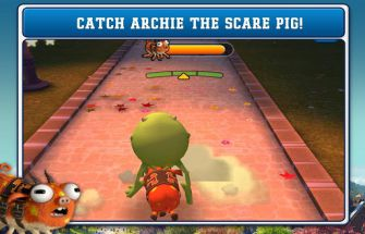 Monsters U Catch Archie