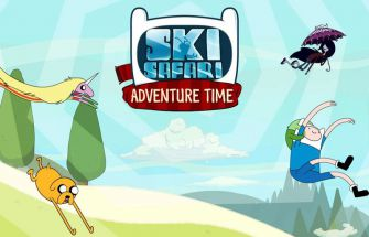 Ski Safari Adventure Time