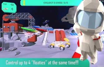 Floaties Endless Flying Game для Андроид