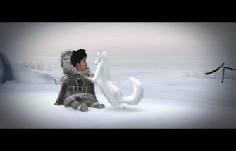Игра на Android Never Alone: Ki Edition