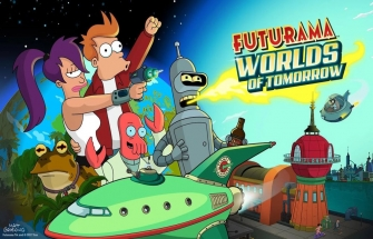 Futurama: Worlds of Tomorrow на Андроид