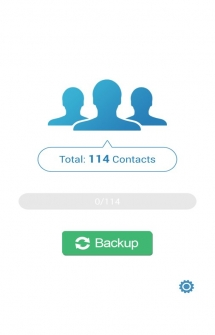 MCBackup - My Contacts Backup для Android