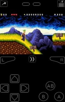 My Boy - GBA Emulator на Андроид