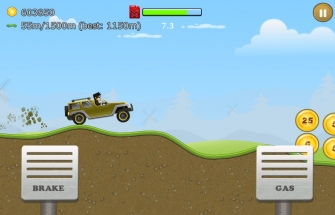 Up Hill Racing: Hill Climb для Андроид