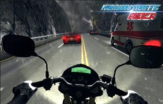 Игра Highway Traffic Rider для Андроид