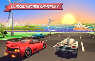 Horizon Chase - World Tour для Андроид