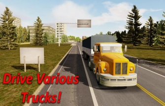 Heavy Truck Simulator для Андроид