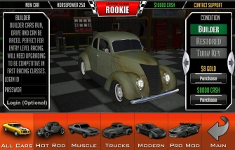 Игра Door Slammers 2 Drag Racing на Андроид