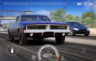 Игра Nitro Nation Drag Racing на Андроид