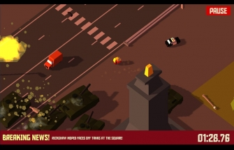 Игра Pako - Car Chase Simulator на Андроид