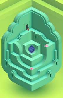 Игра Monument Valley 2 на Андроид