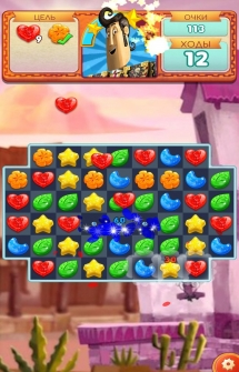 Игра Sugar Smash: Book of Life