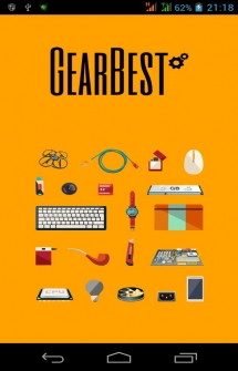 GearBest Shopping на Андроид