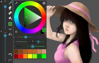 ArtFlow: Paint Draw Sketchbook на Андроид