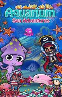Ocean Aquarium Pocket Island для Андроид