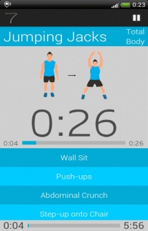Scientific 7 Minute Workout
