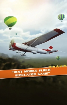 Авиасимулятор Flight Pilot Simulator 3D для Андроид