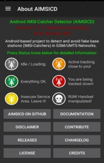 Android IMSI Catcher Detector для Андроид