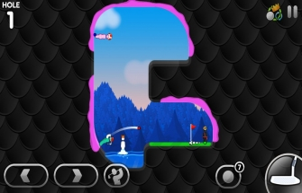 Super Stickman Golf 3 на Андроид