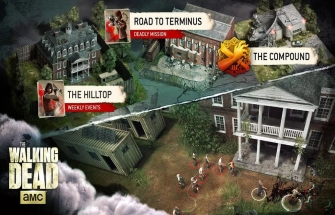 The Walking Dead No Mans Land для Андроид