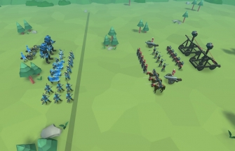 Игра Epic Battle Simulator 2 на Андроид