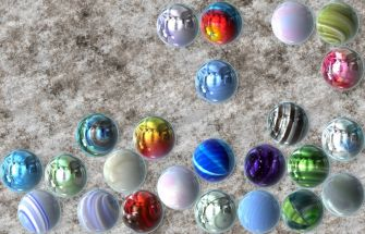 Live Marbles Wallpaper
