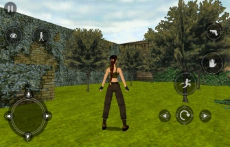 Tomb Raider 2 The Dagger of Xian