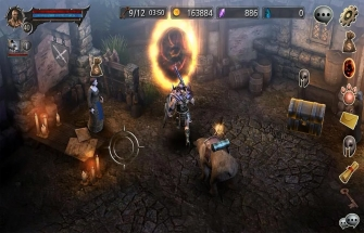 Игра Blood Warrior на Android