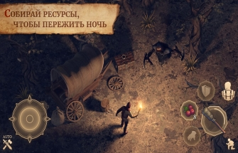Игра Grim Soul: Dark Fantasy Survival на Андроид