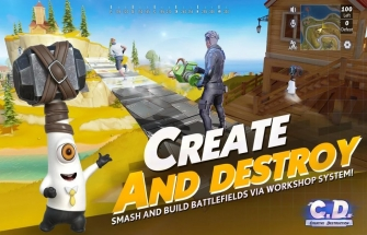 Игра Creative Destruction на Андроид