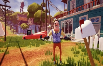 Игра Hello Neighbor на Андроид