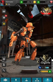 IronKill: Robot Fighting Game на Android