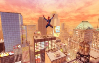 Игра The Amazing Spider Man на Андроид