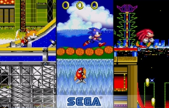 Sonic The Hedgehog 2 Classic на Андроид