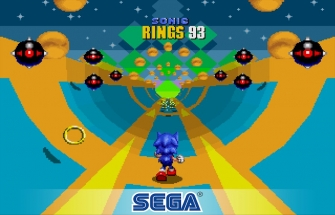 Игра Sonic The Hedgehog 2 Classic на Андроид