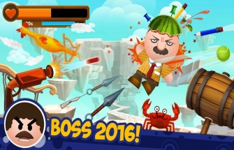 Игра Beat the Boss 4 на Андроид