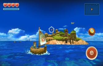 Oceanhorn Monster для Андроид