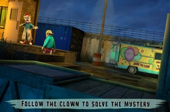 Freaky Clown: Town Mystery на Андроид