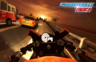 Highway Traffic Rider для Андроид
