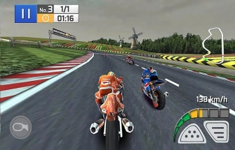 Real Bike Racing для Андроид