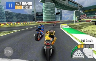 Игра Real Bike Racing для Андроид
