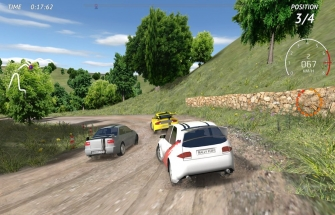 Игра Rally Fury Extreme Racing на Андроид