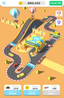 Idle Racing Tycoon Car Games