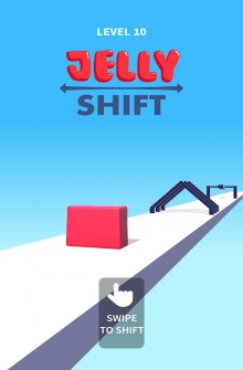 Игра Jelly Shift