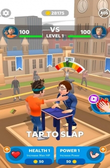 Игра Slap Kings для Андроид
