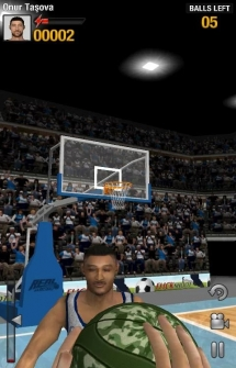 Real Basketball на Android